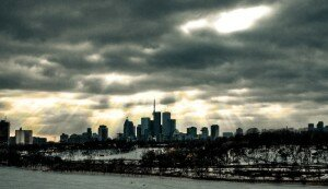 Natural gas used to heat Toronto's buildings accounts for 35% of GHG emissions